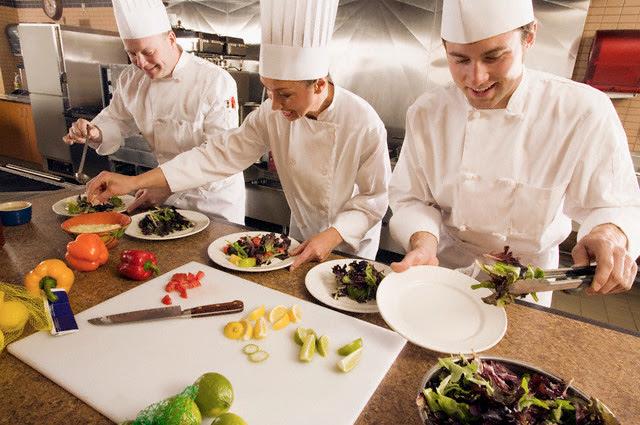 Ateliers de cuisine en brigade for Ateliers de cuisine