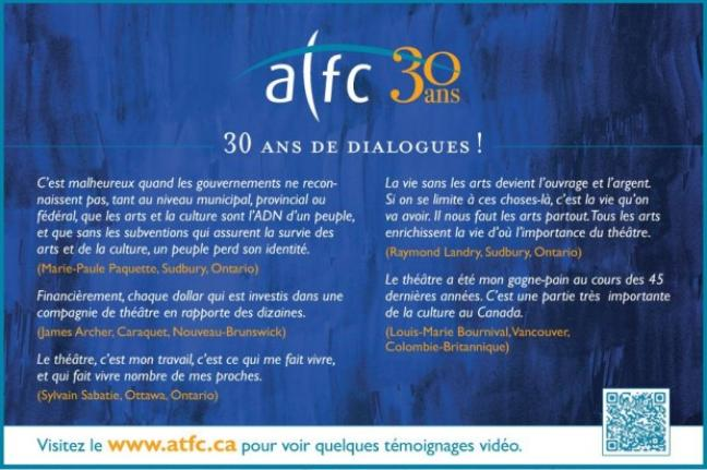 Affiche - 30 ans de dialogues