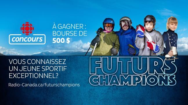 Affiche - Concours Futurs champions