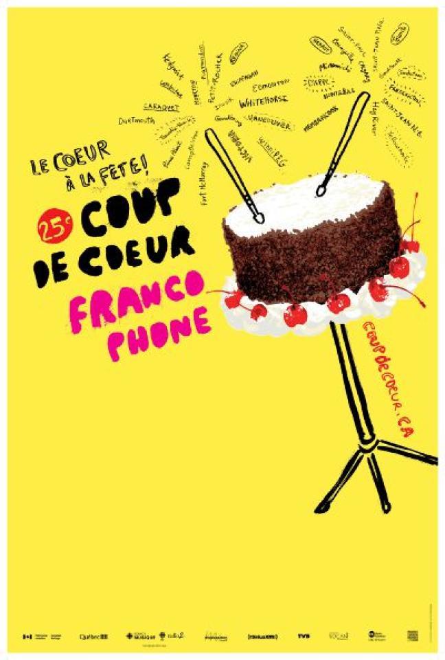 Affiche - Coup de Coeur 2011