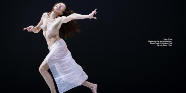 Affiche - Dance: Marie Chouinard à Regina