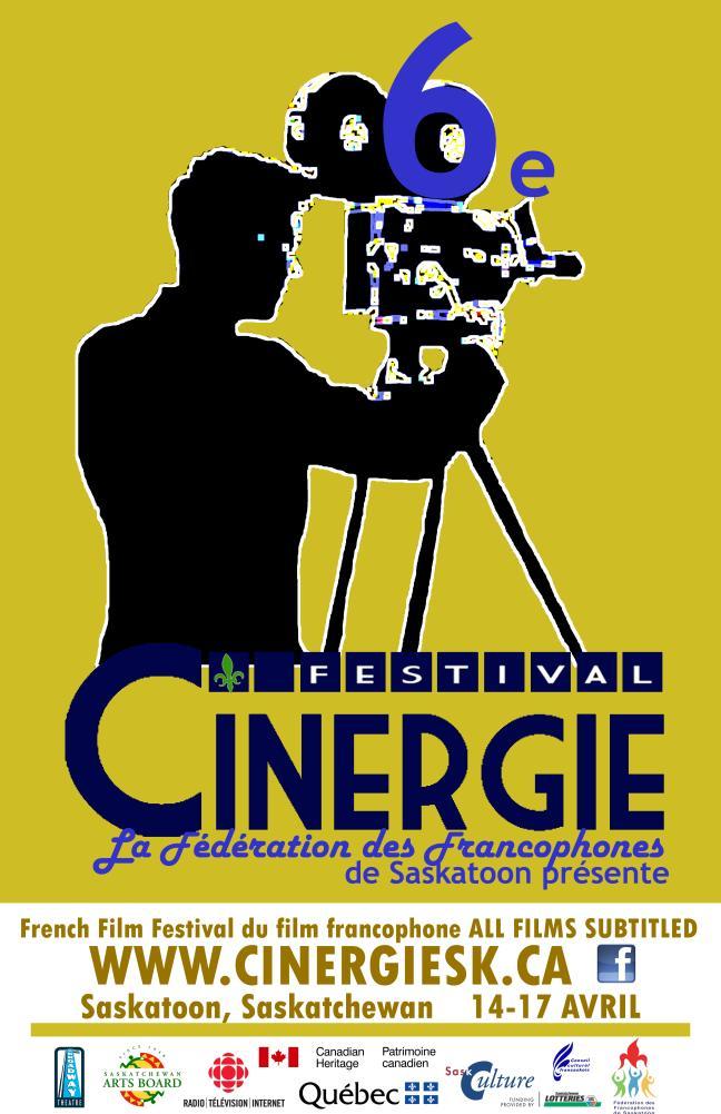 Affiche - Festival Cinergie 2011