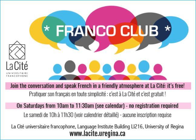 Affiche - Franco Club