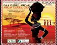 Affiche - Gala culturel africain 2015