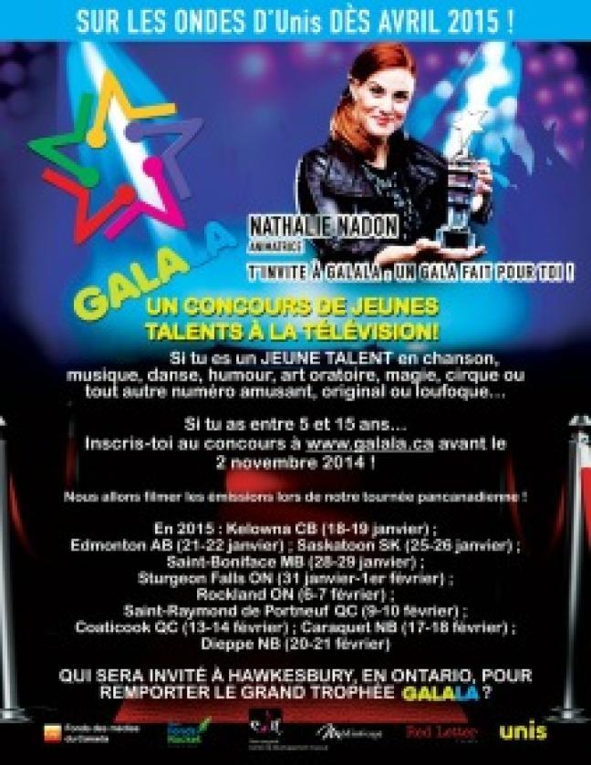 Affiche - GALALA - Il ne reste qu'un weekend avant la fin du concours