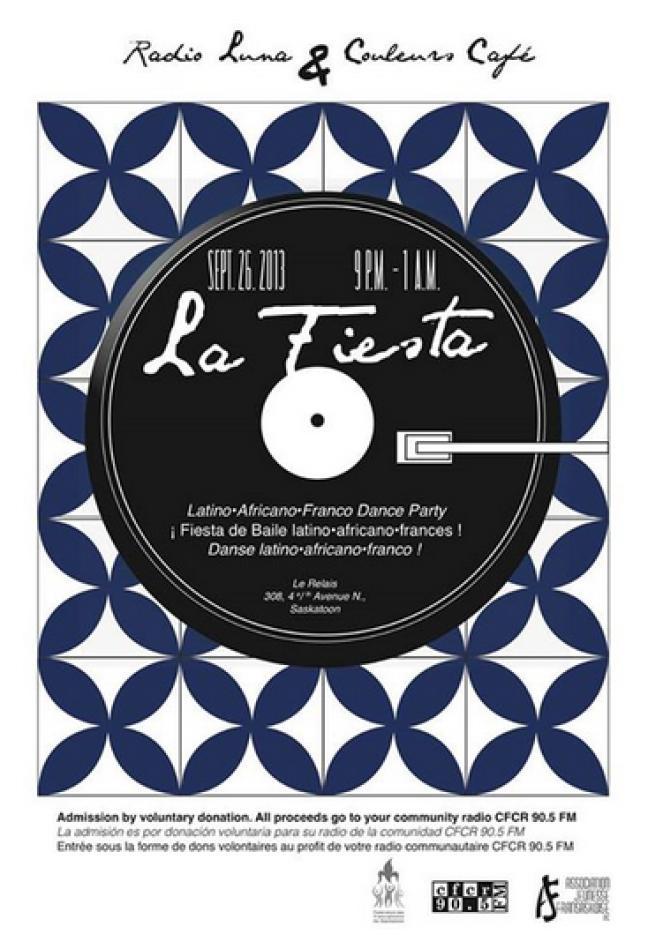 Affiche - La Fiesta