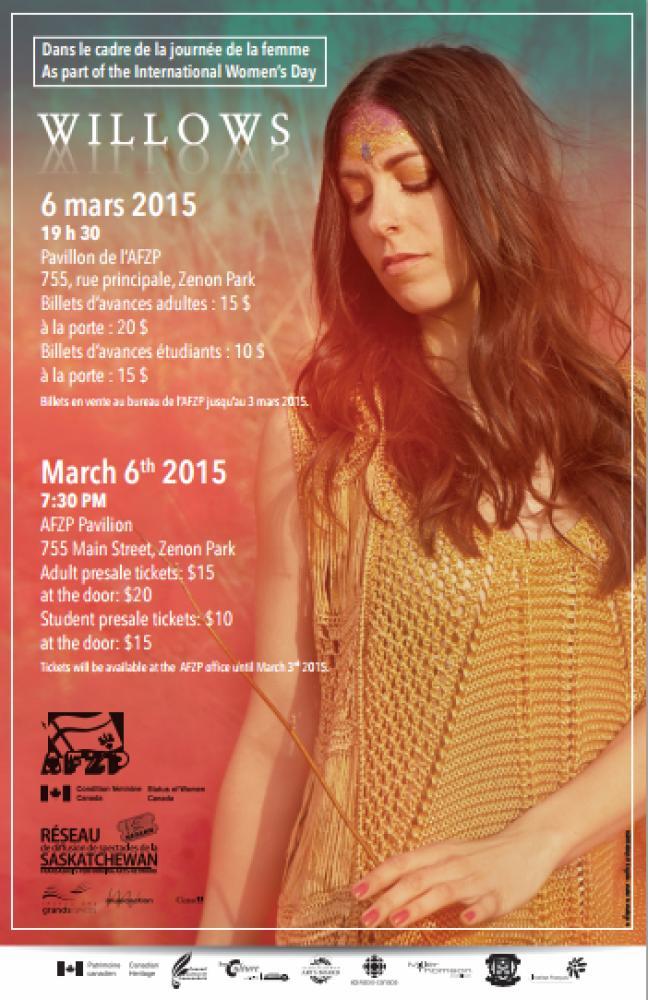 Affiche - La Journée de la femme AFZP