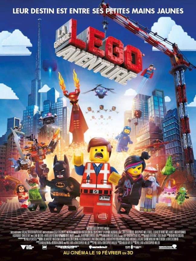 Affiche - Lego Movie