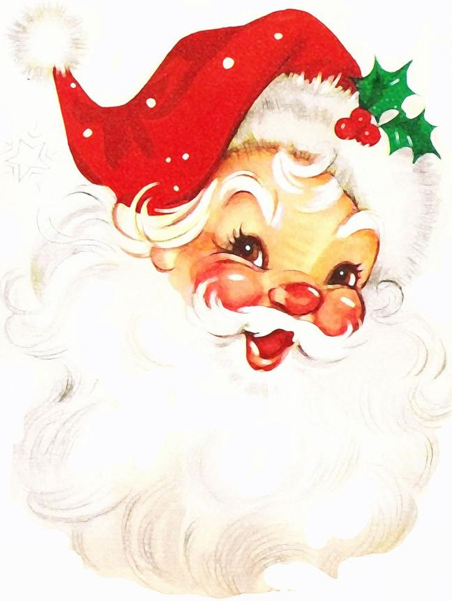 Affiche - Père Noël