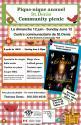 Affiche - Pique-nique annuel de St.Denis