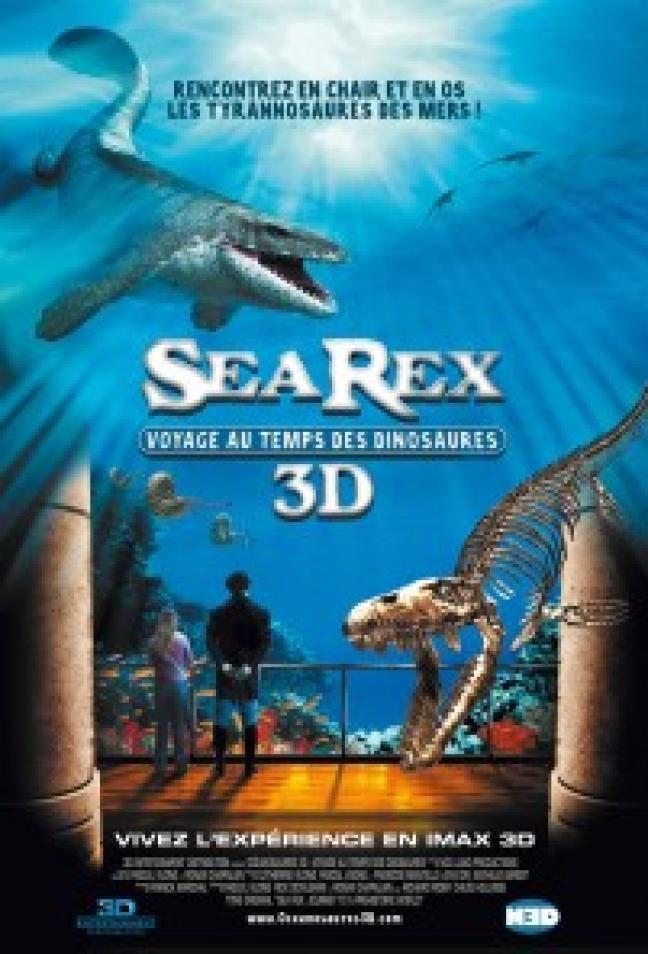 Affiche - Sea Rex 3D