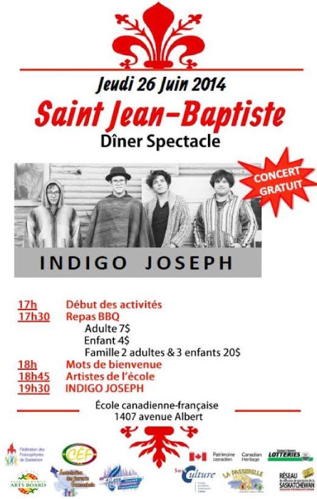 Affiche - St-Jean-Baptiste 2014 (ffs)