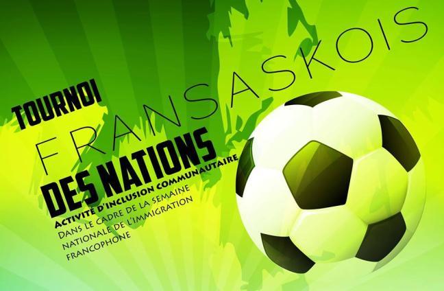 Affiche - Tournoi fransaskois des nations