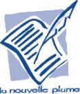 Logo - Éditions de la nouvelle plume