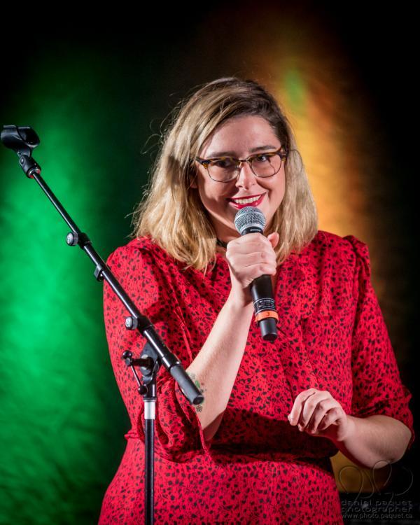 Spectacle - Rendez-vous fransaskois - Émi (Émilie Lebel)